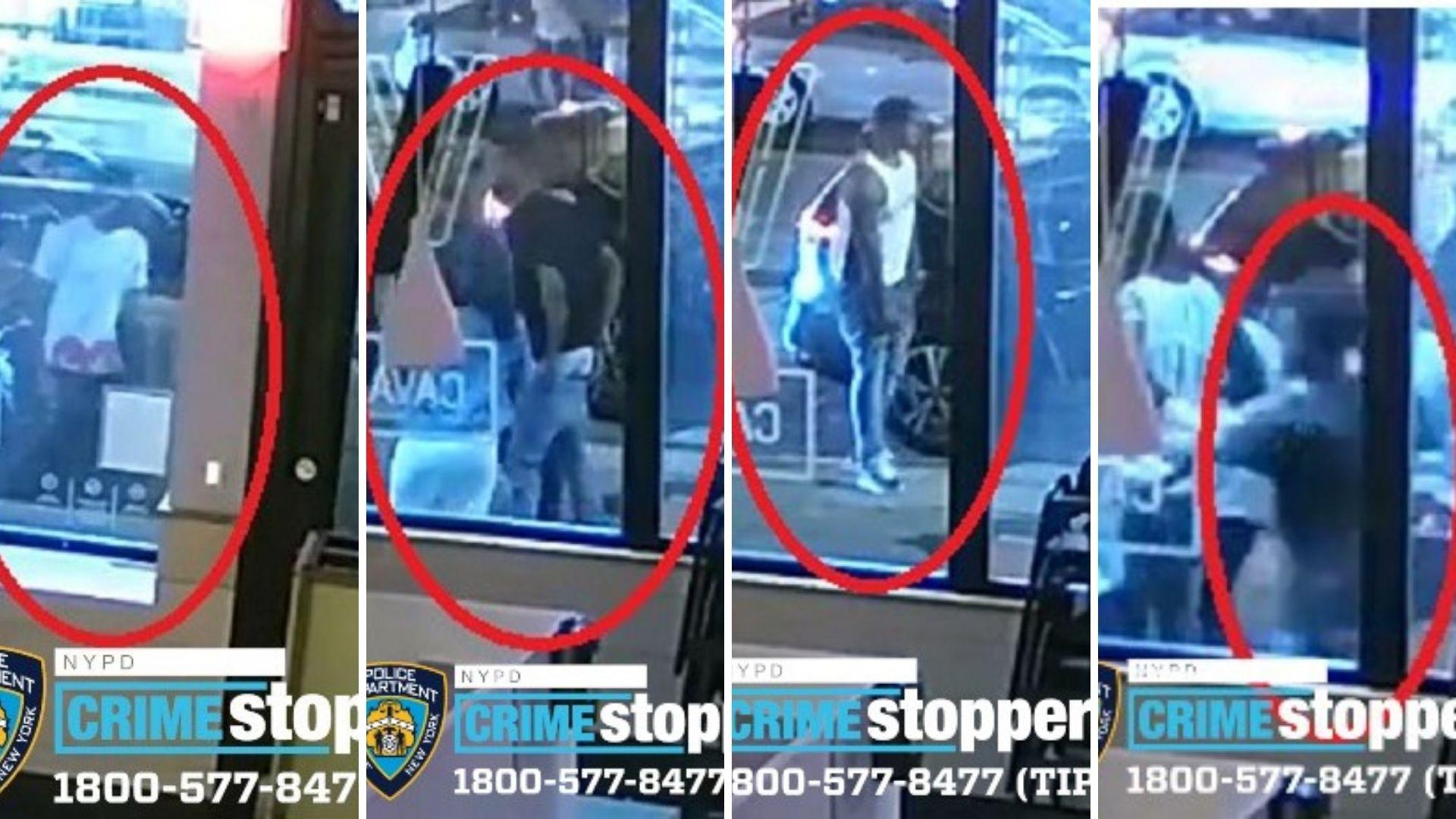 flatiron district stabbing suspects