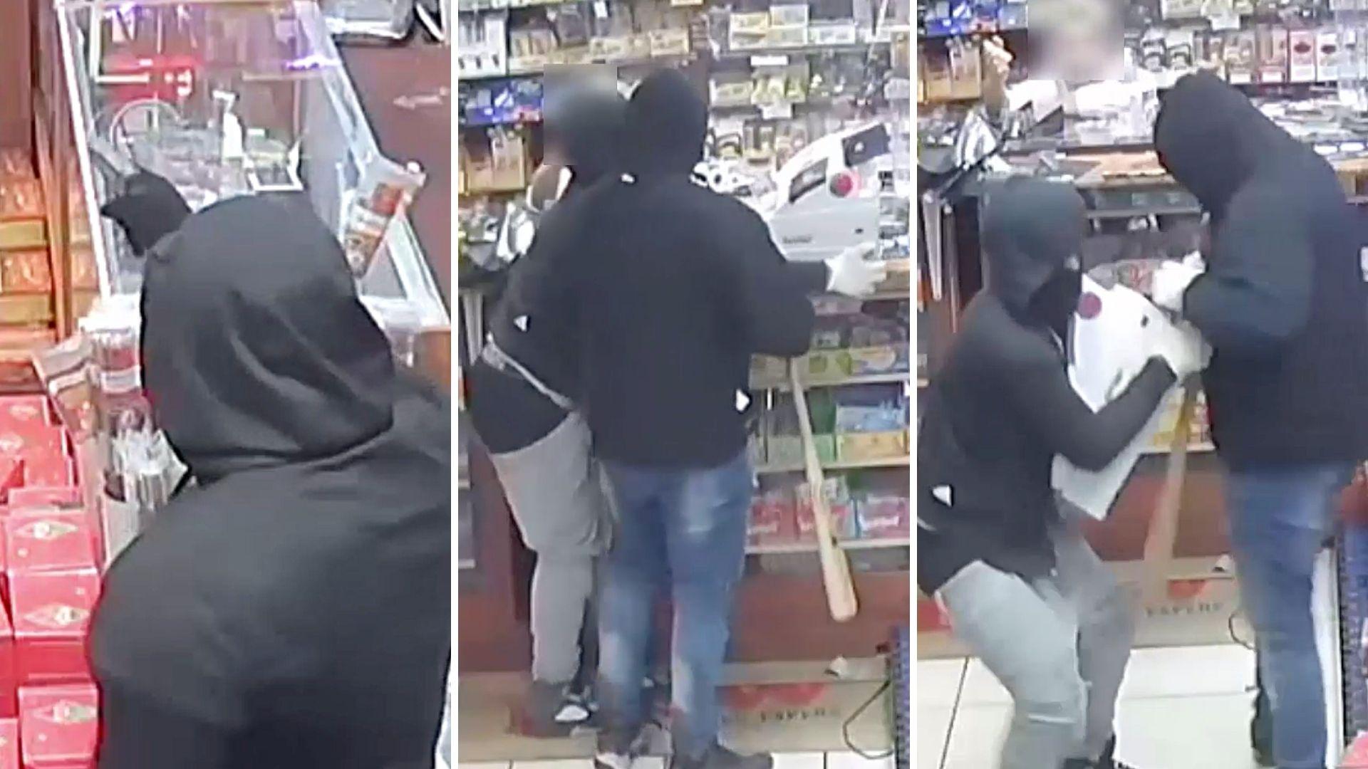 Thieves take cash register at Bronx smoke shop