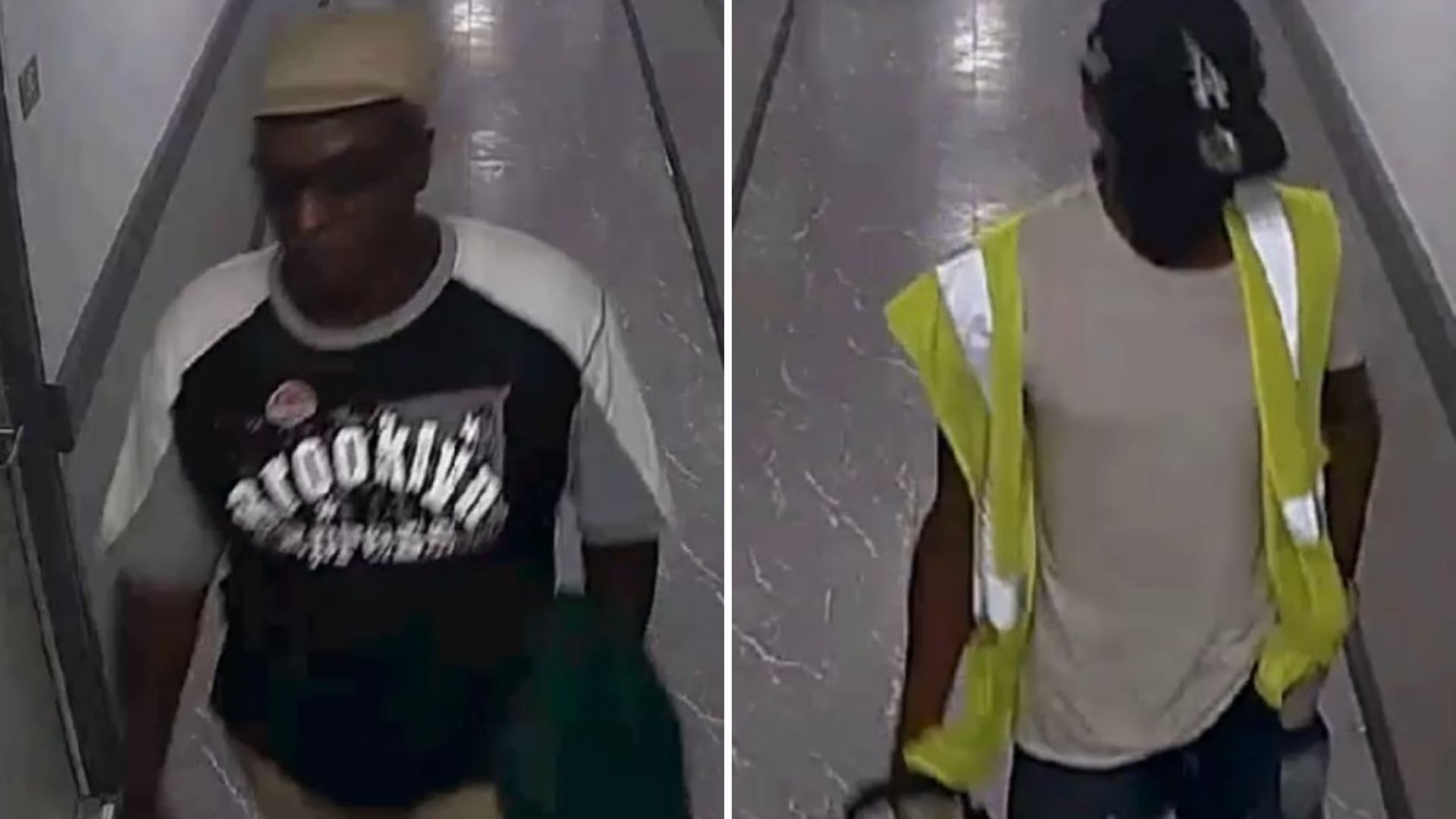 Suspects in a Brooklyn home invasion robbery