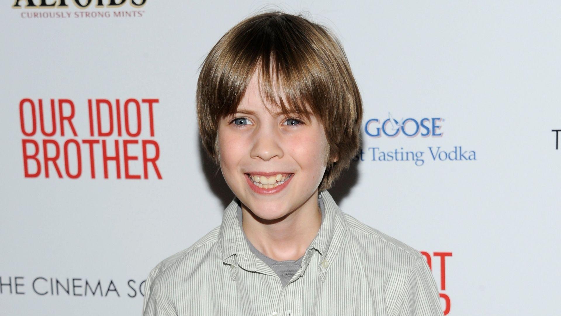 Child actor Matthew Mindler