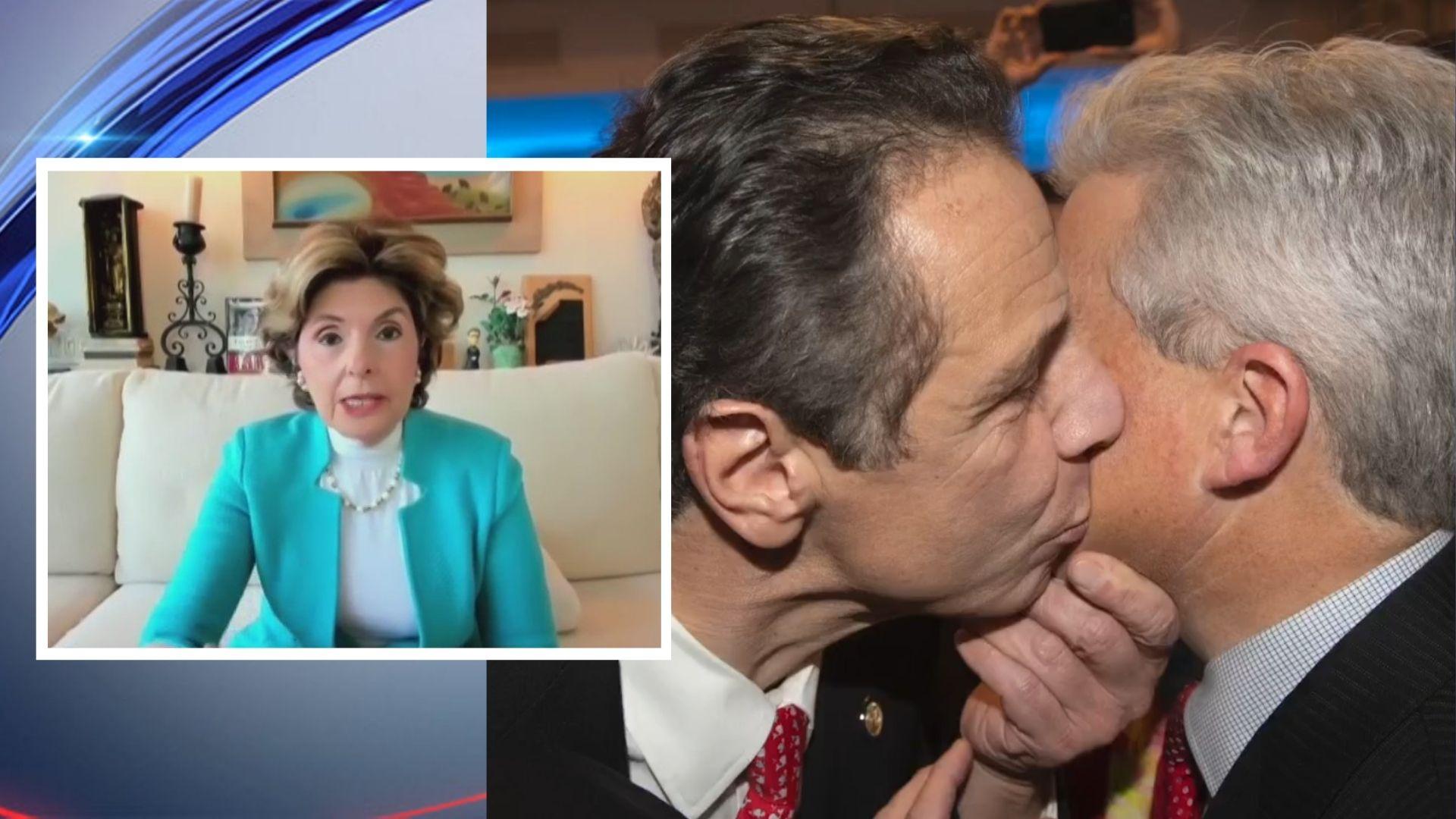 Gloria Allred talks Cuomo accusations on PIX11 Morning News