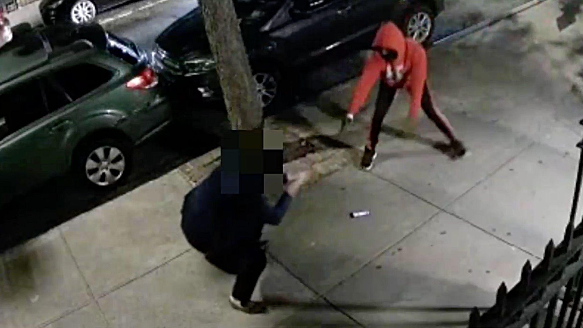 Kips Bay robbery at gunpoint