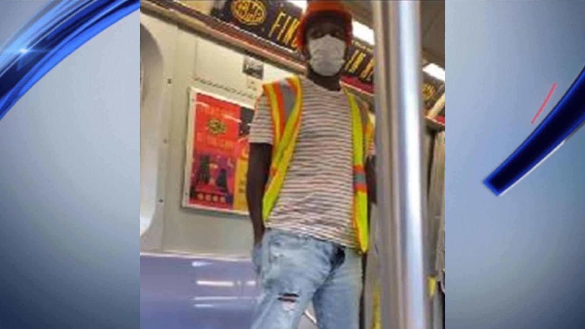 Man accused of masturbating on Brooklyn subway