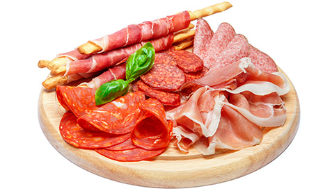Italian-style meats