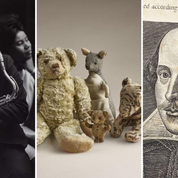 NYPL Treasures: Polansky Exhibit