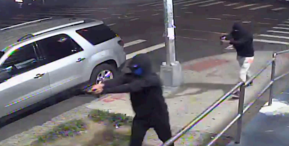 Queens gang related shooting suspects