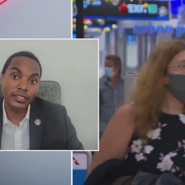 Rep. Ritchie Torres on the PIX11 Morning News