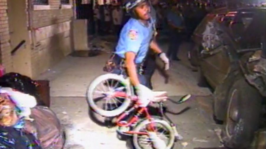Crown Heights riots archive footage