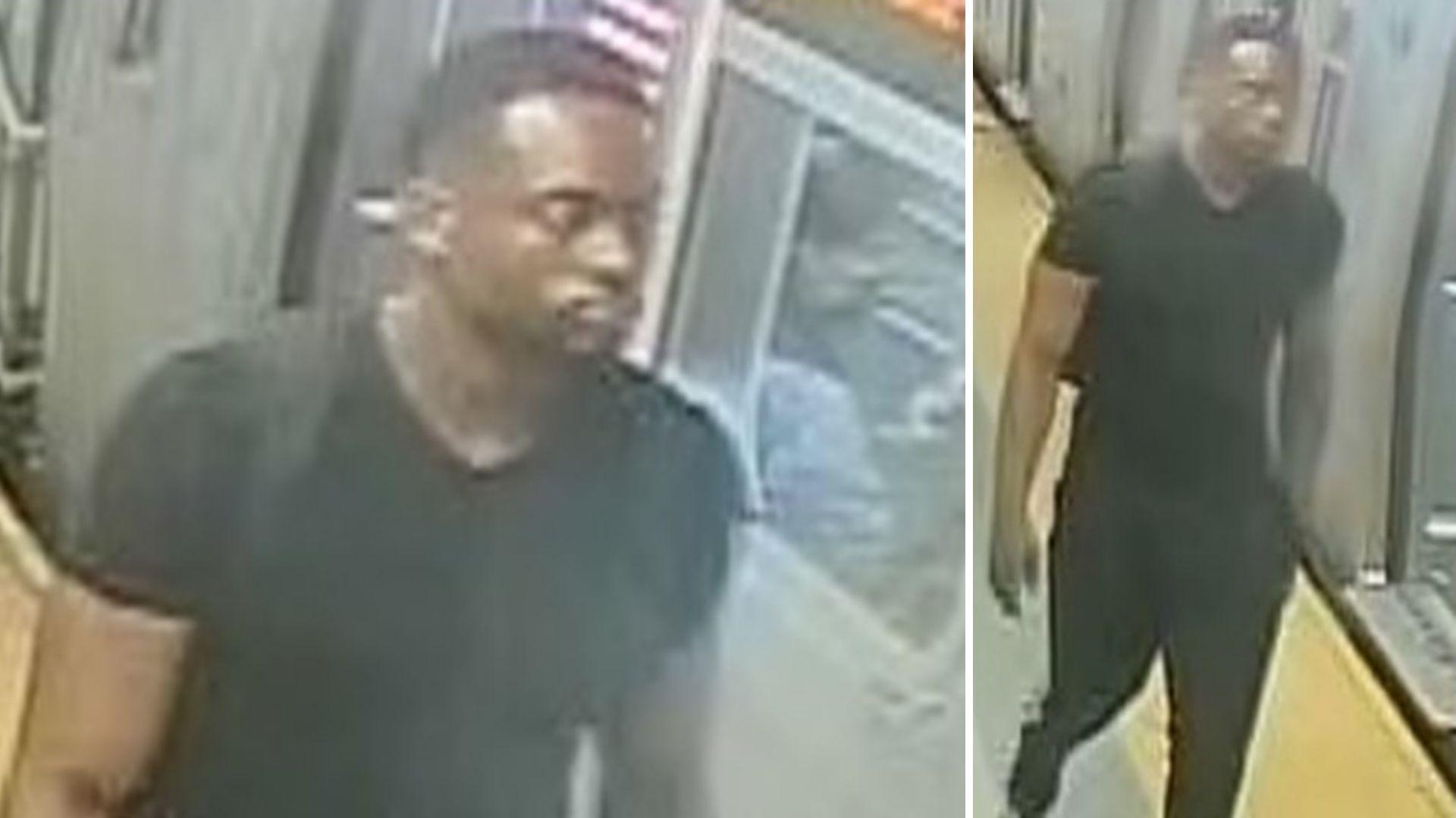 Man accused of exposing himself on Manhattan subway