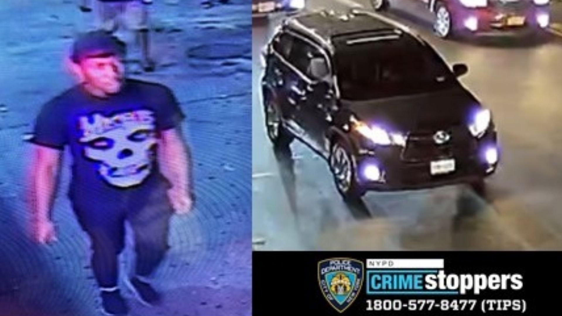 Suspect photo after 15-year-old boy shot in Inwood