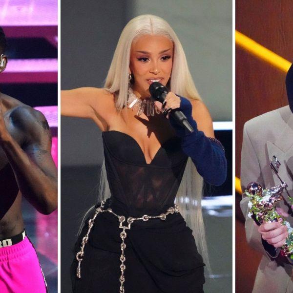 2021 MTV VMA's