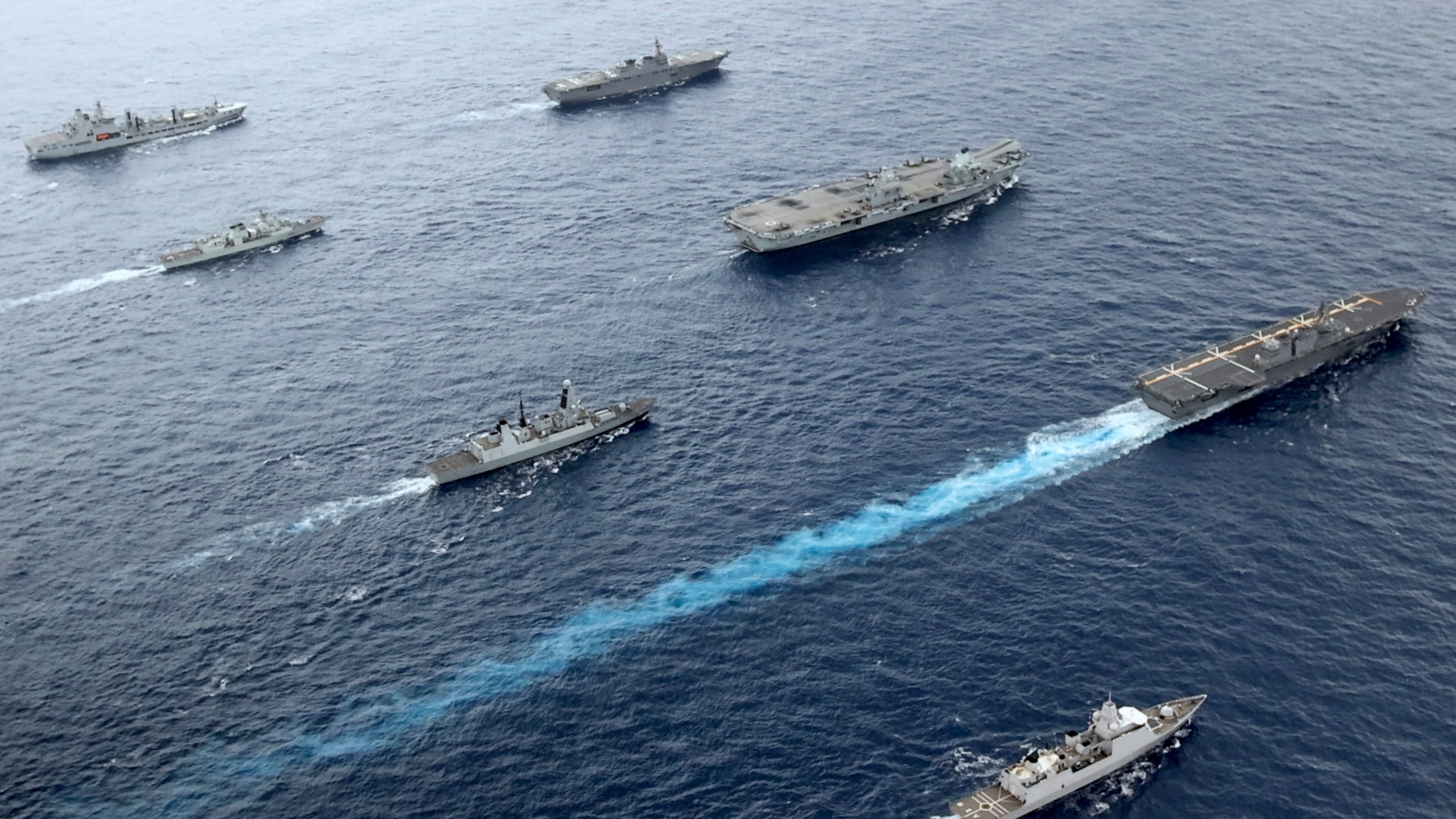 Exercise Pacific Crown