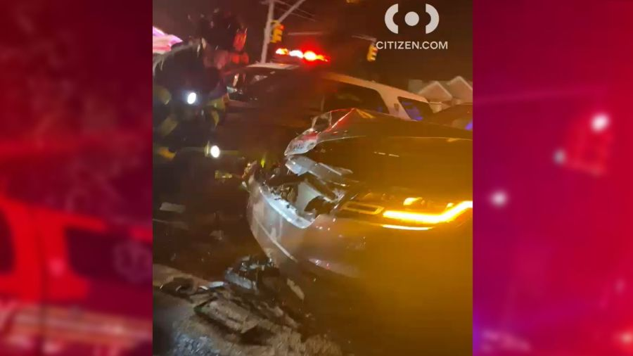 9-year-old girl ejected from SUV in Brooklyn collision