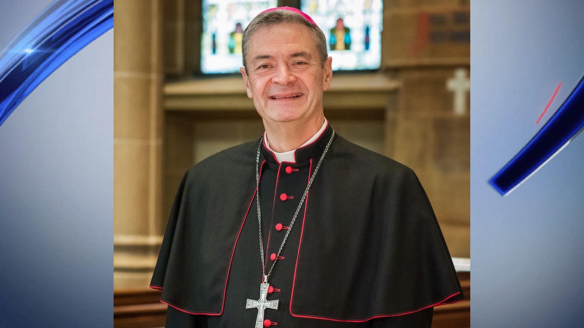 Bishop Robert Brennan