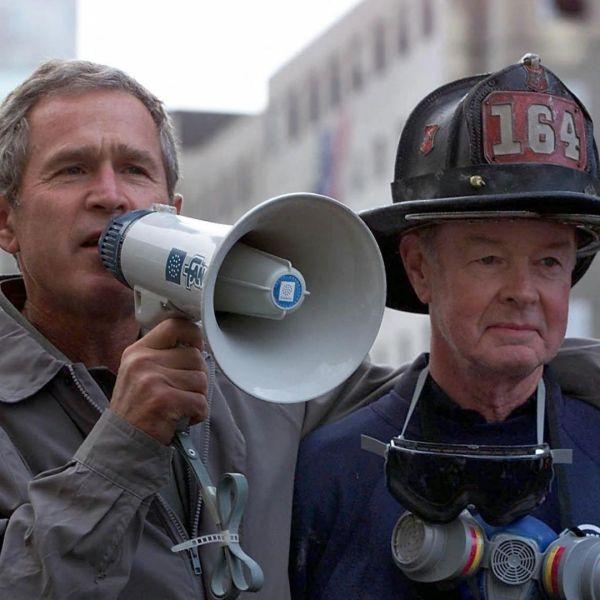 Bush, fdny beckwith