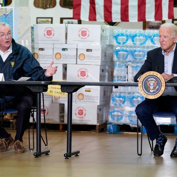 Ida Joe Biden, Phil Murphy