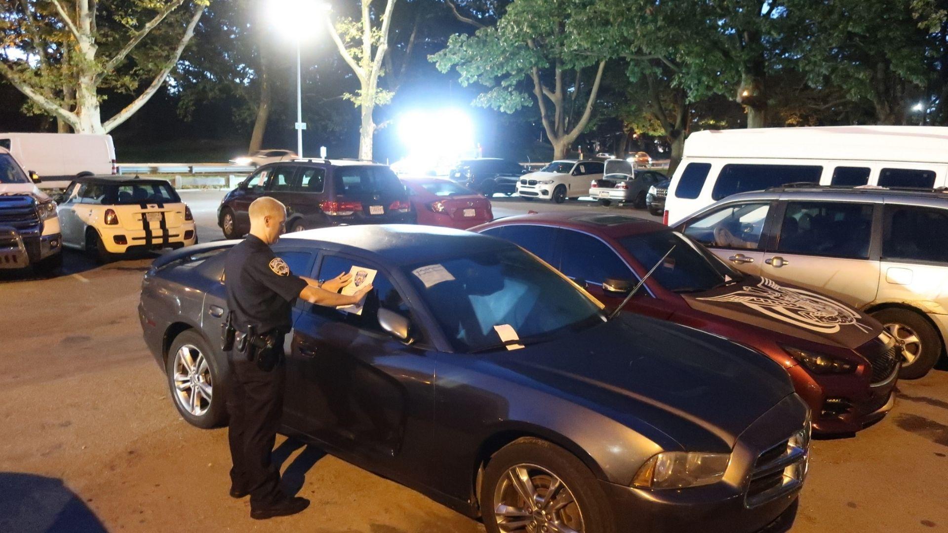 Queens license seizures