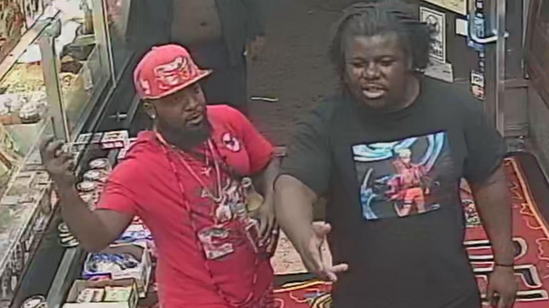 Brooklyn bodega robbery