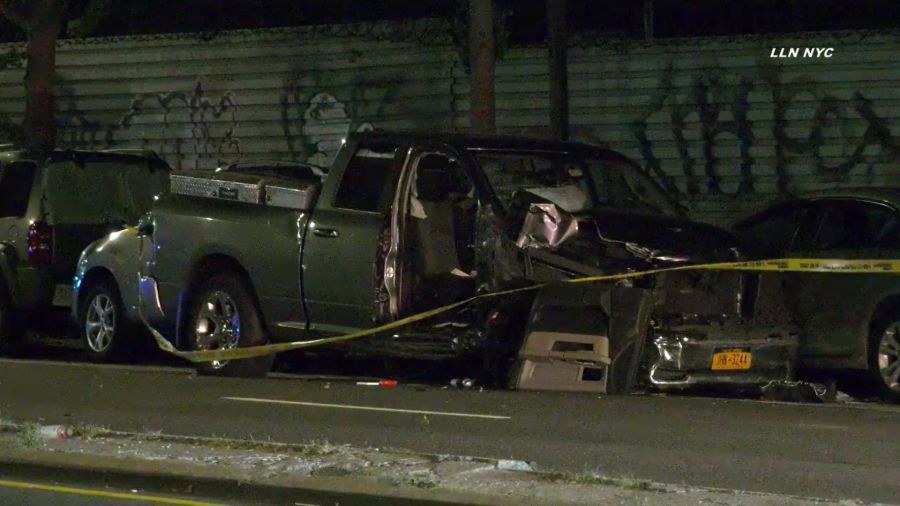 Bronx woman struck and killed by pickup truck in Soundview