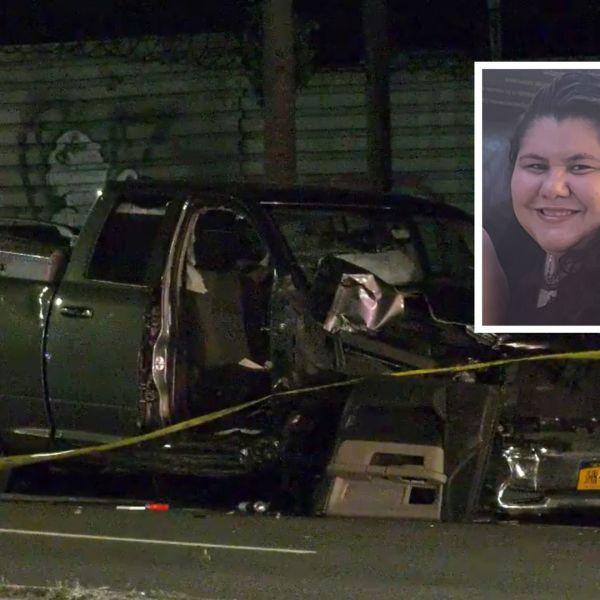 Bronx woman fatally struck