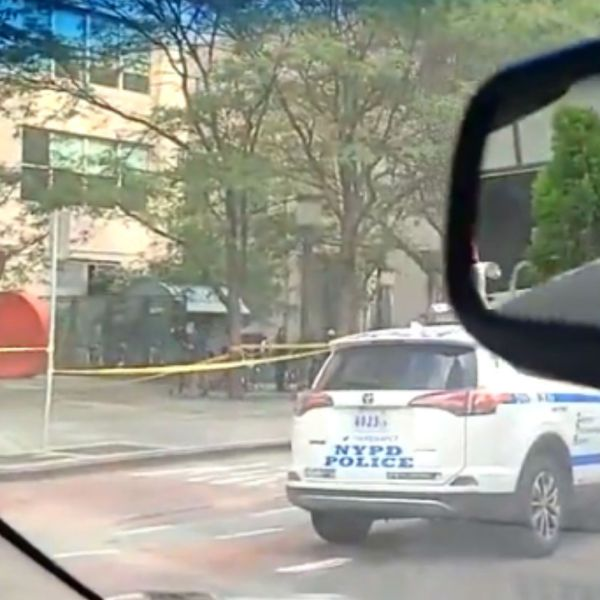 NYU student shot by stray bullet in Brooklyn