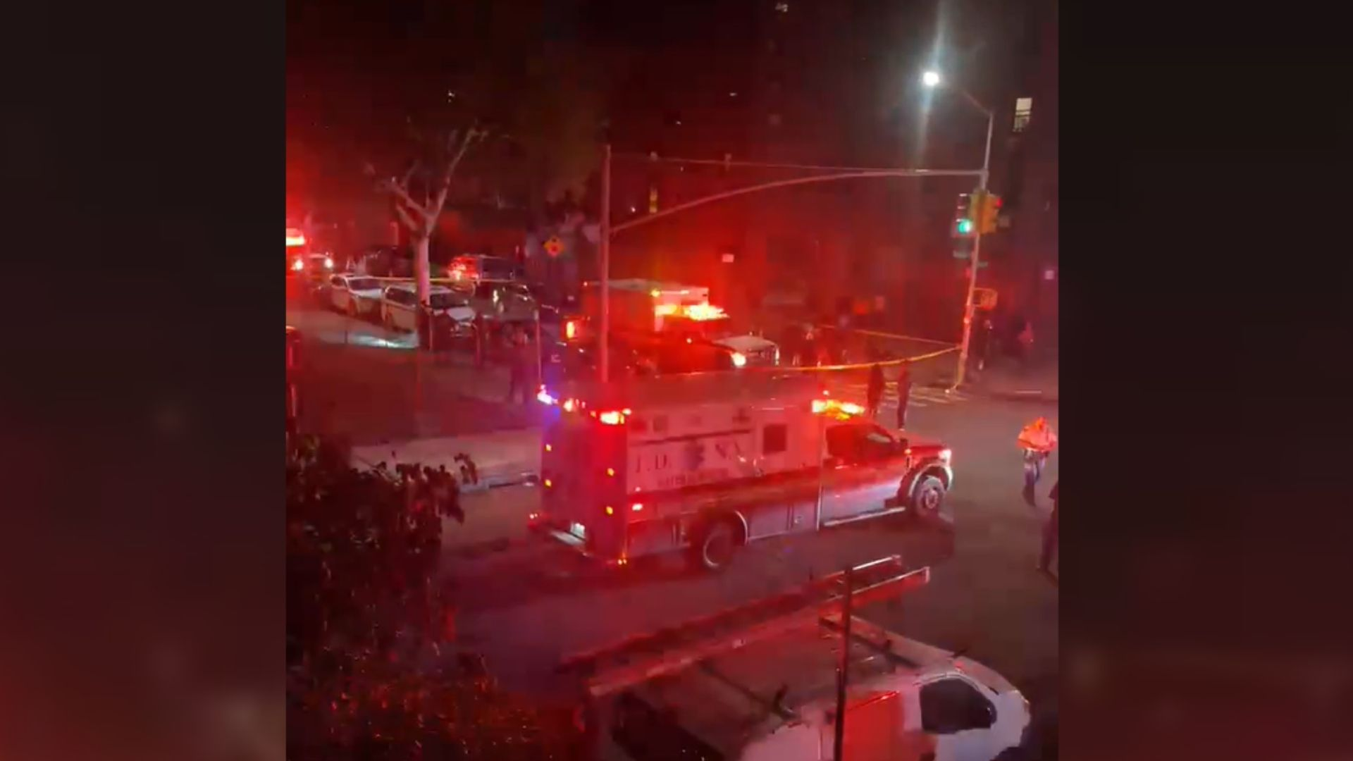 Brooklyn teen shot in Bed-Stuy