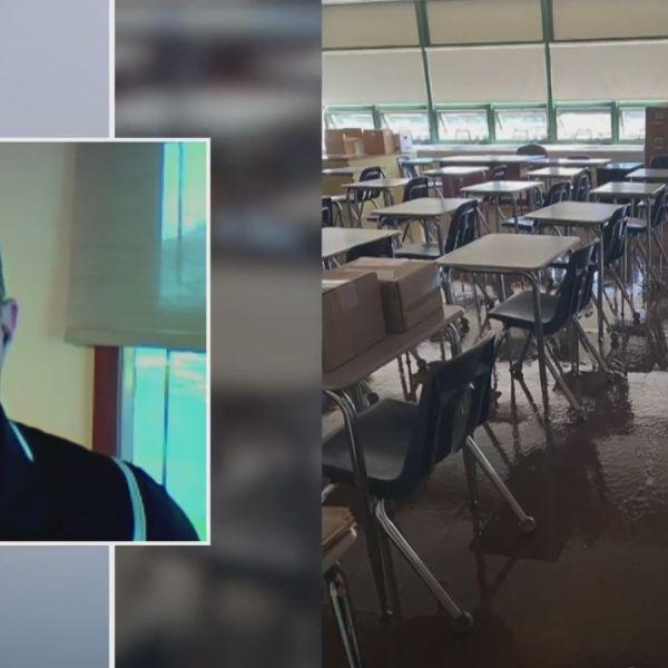Cresskill Schools Superintendent Michael Burke