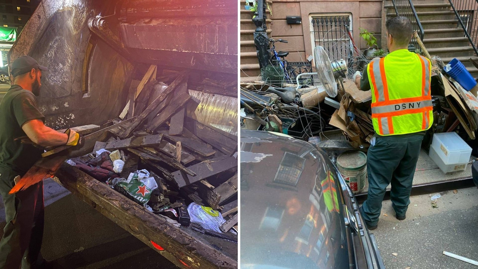 DSNY cleanup