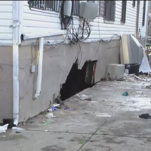 Ida flooding aftermath in Queens