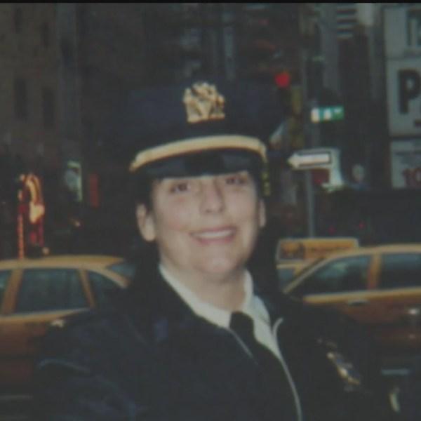 Captain Kathy Mazza