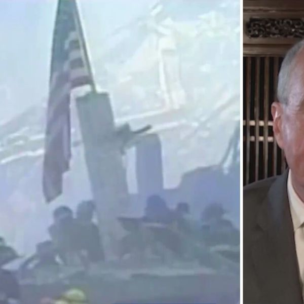 New Jersey Gov. Phil Murphy reflects on 9/11