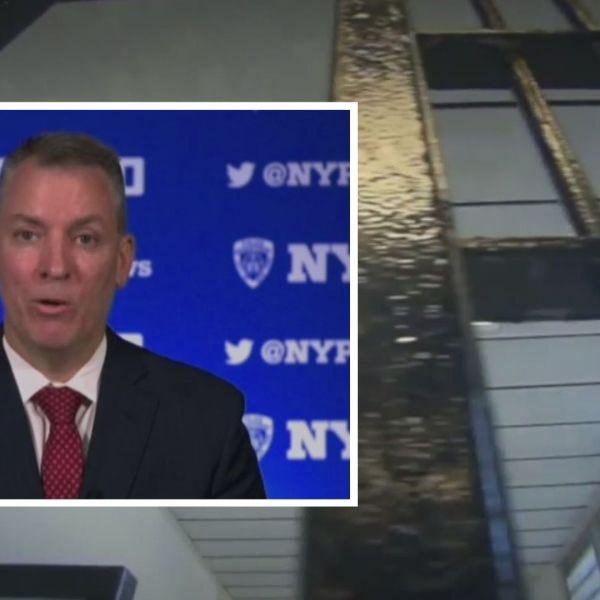 NYPD Commissioner Dermot Shea talks Rikers Island on PIX11