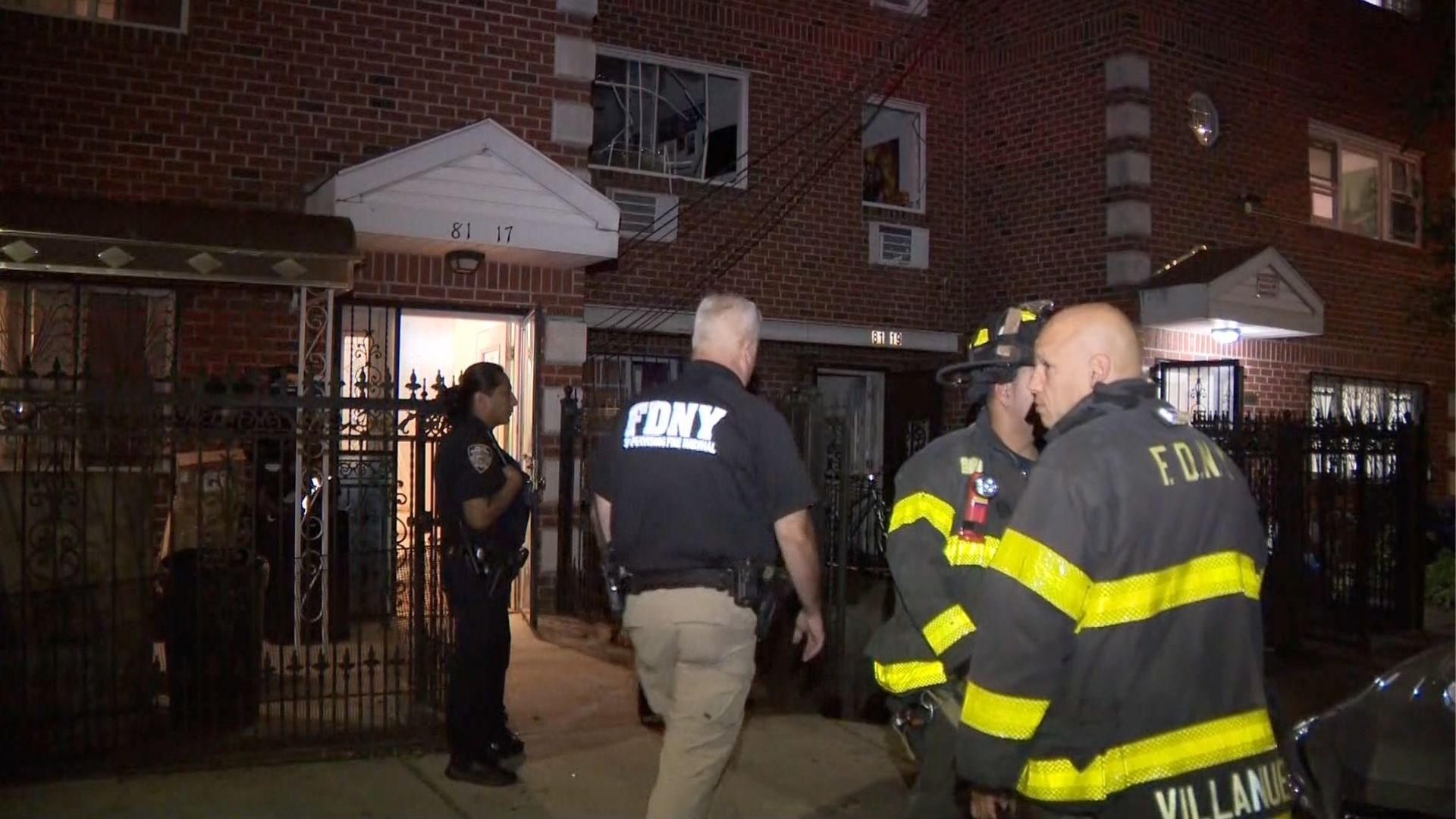 Deadly house fire in Ozone Park, Queens