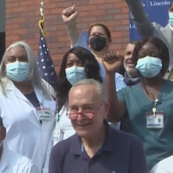 schumer at lincoln hospital