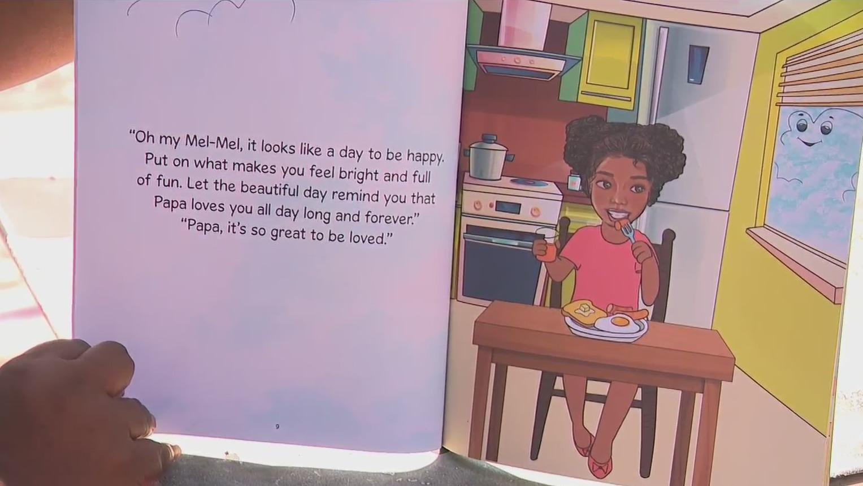 BK mom writes children's book about grief