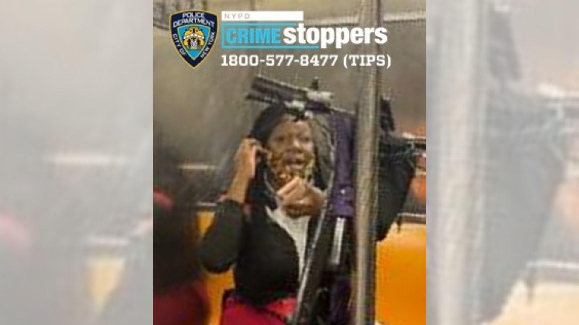 Subway seat assault