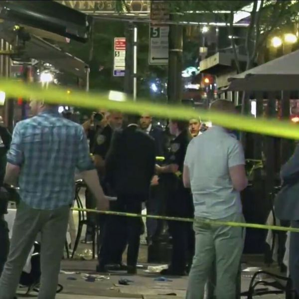 Upper East Side restaurant shooting during armed robbery