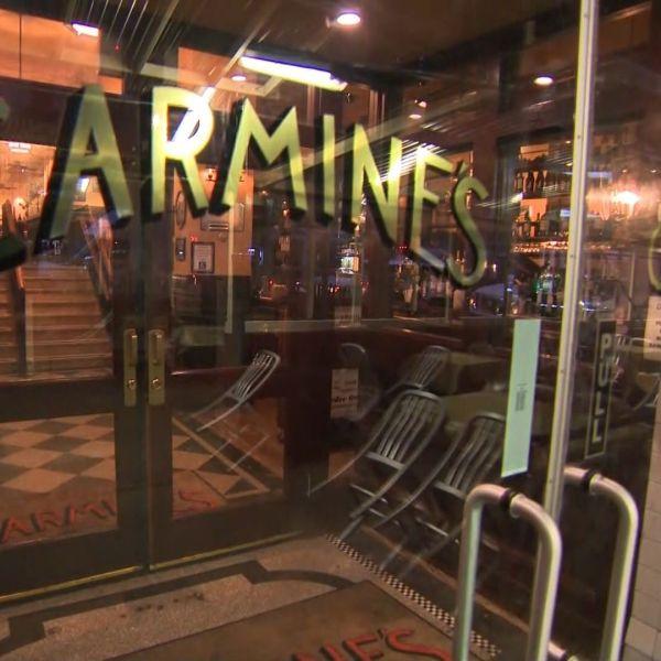 Carmine's restaurant on the Upper West Side