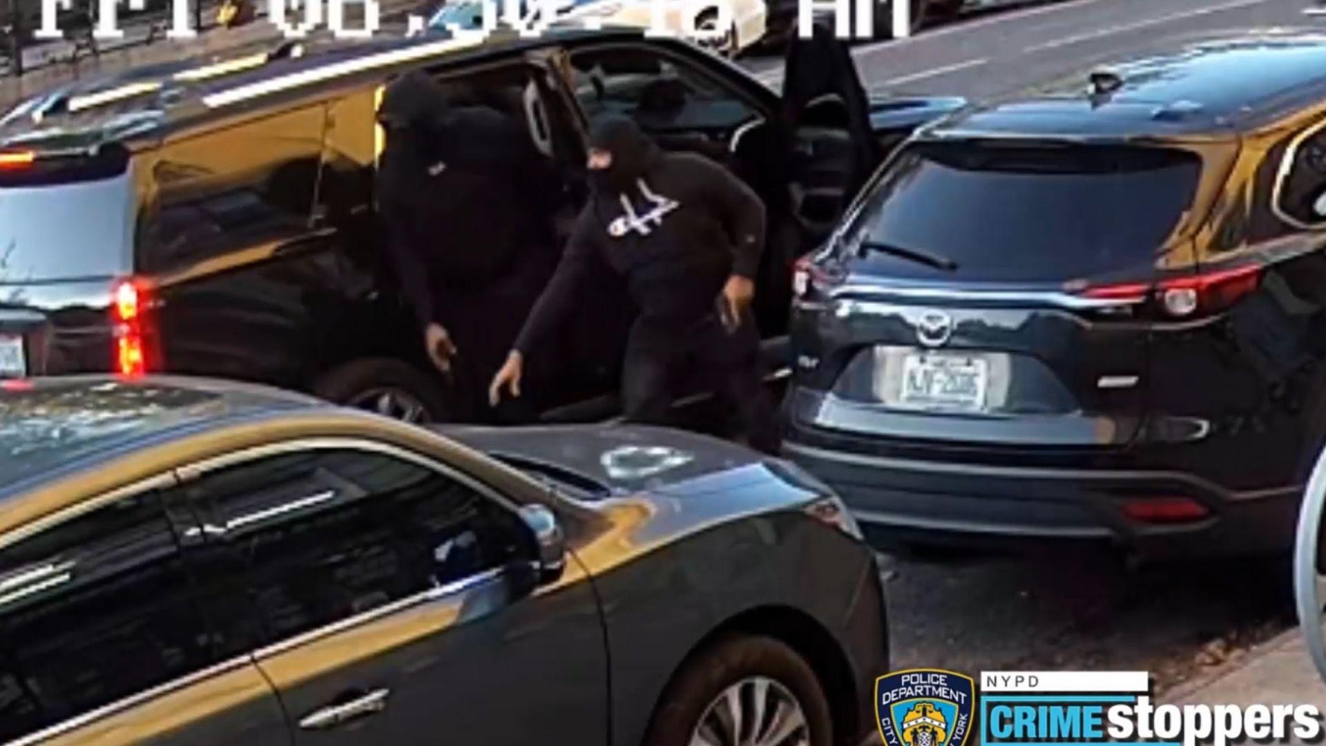 Washington Heights chase