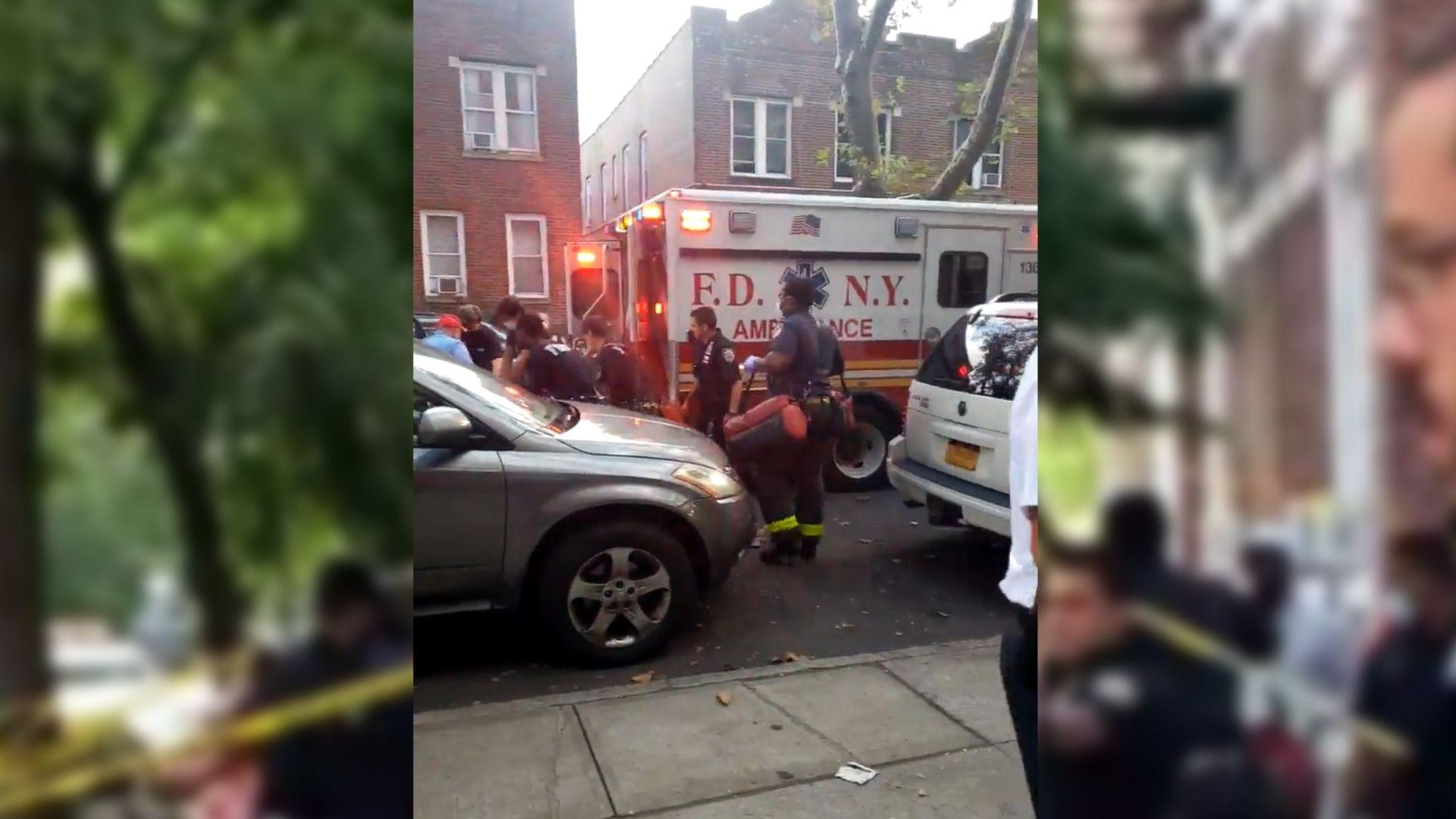 19-year-old shot in Crown Heights, Brooklyn