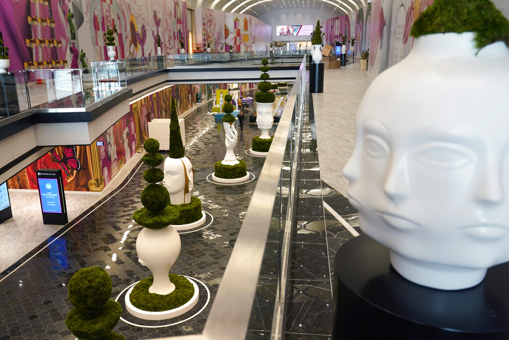 American Dream mall in New Jersey