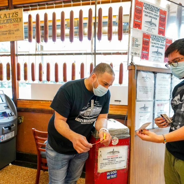 covid vaccine mandate indoor dining nyc