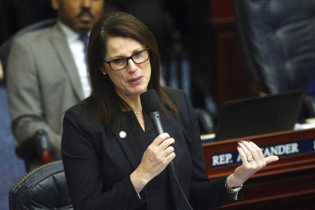 Florida state Sen. Tina Polsky