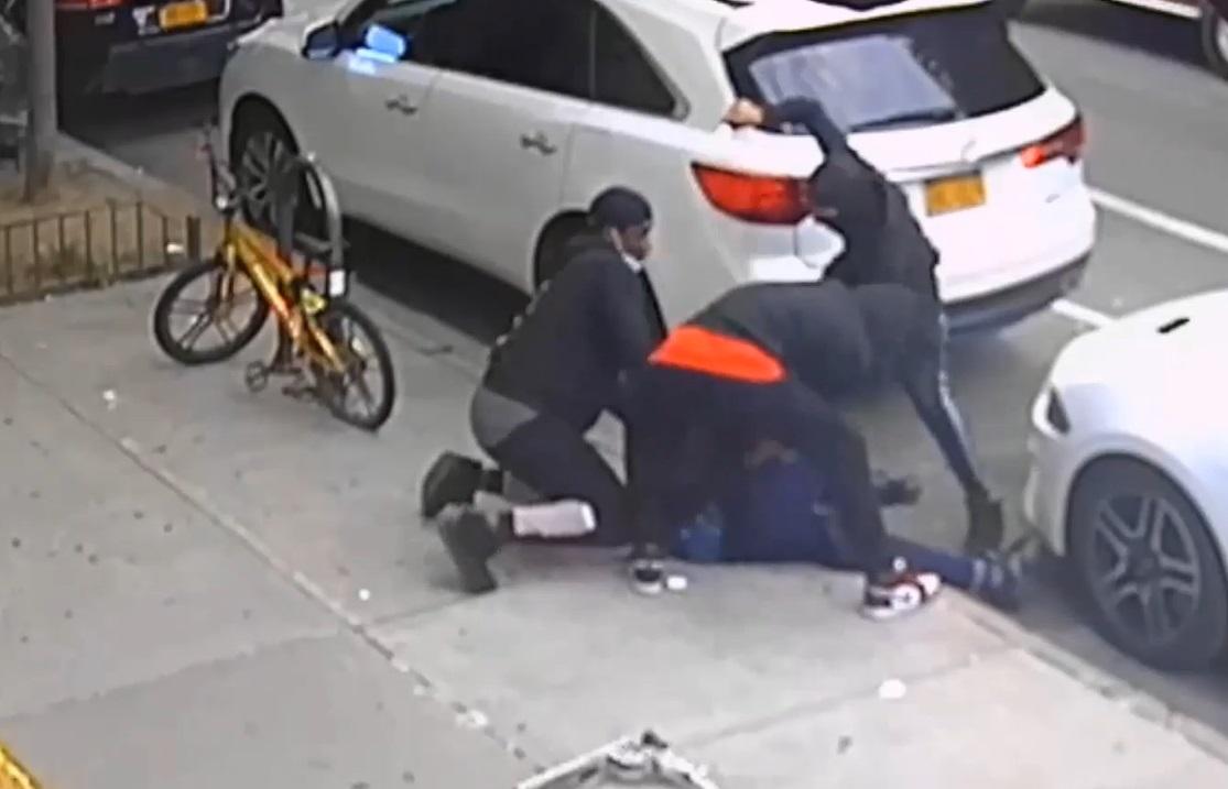 East Village stabbing suspects