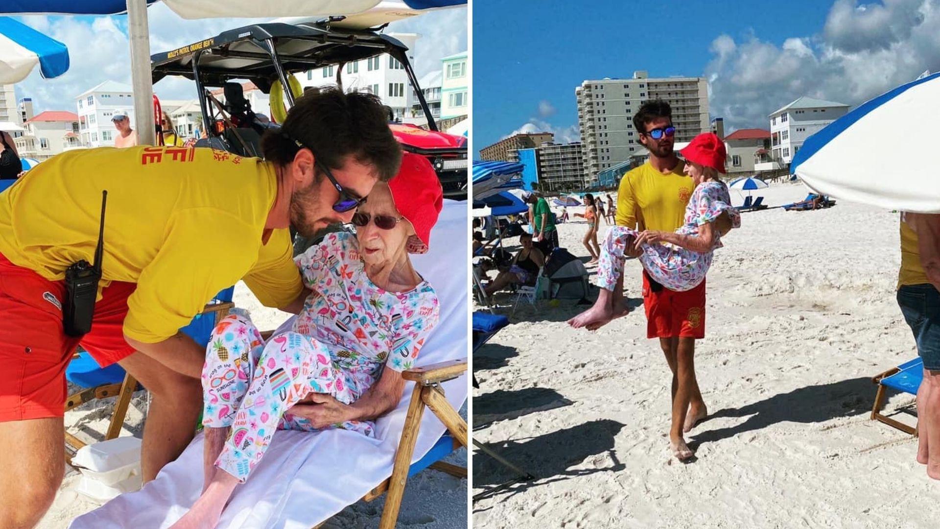 Alabama lifeguards, Dottie Schneider