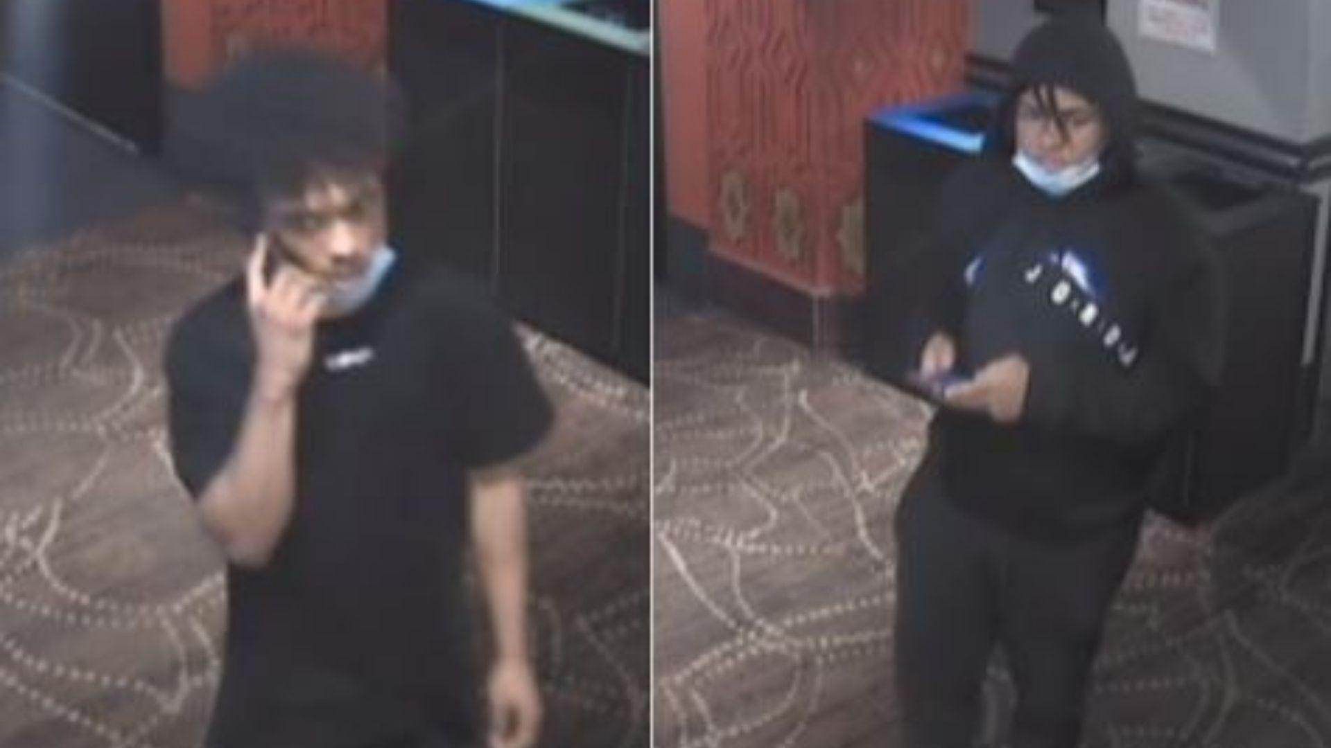manhattan movie theater robbery suspects