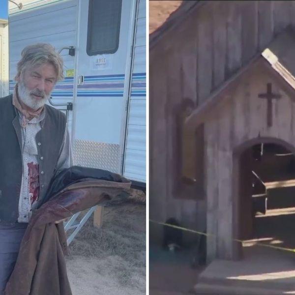 Alec Baldwin fired prop gun on movie set, killing woman