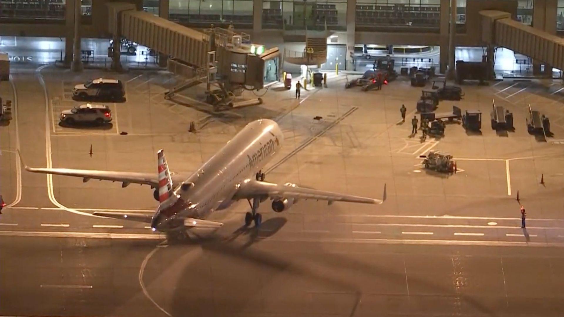 Flight from JFK diverted after passenger attacks flight attendant