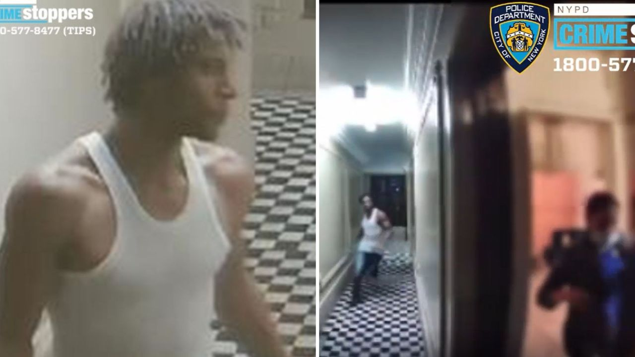 Man who chased woman to Bronx apartment has 37 prior arrests: NYPD