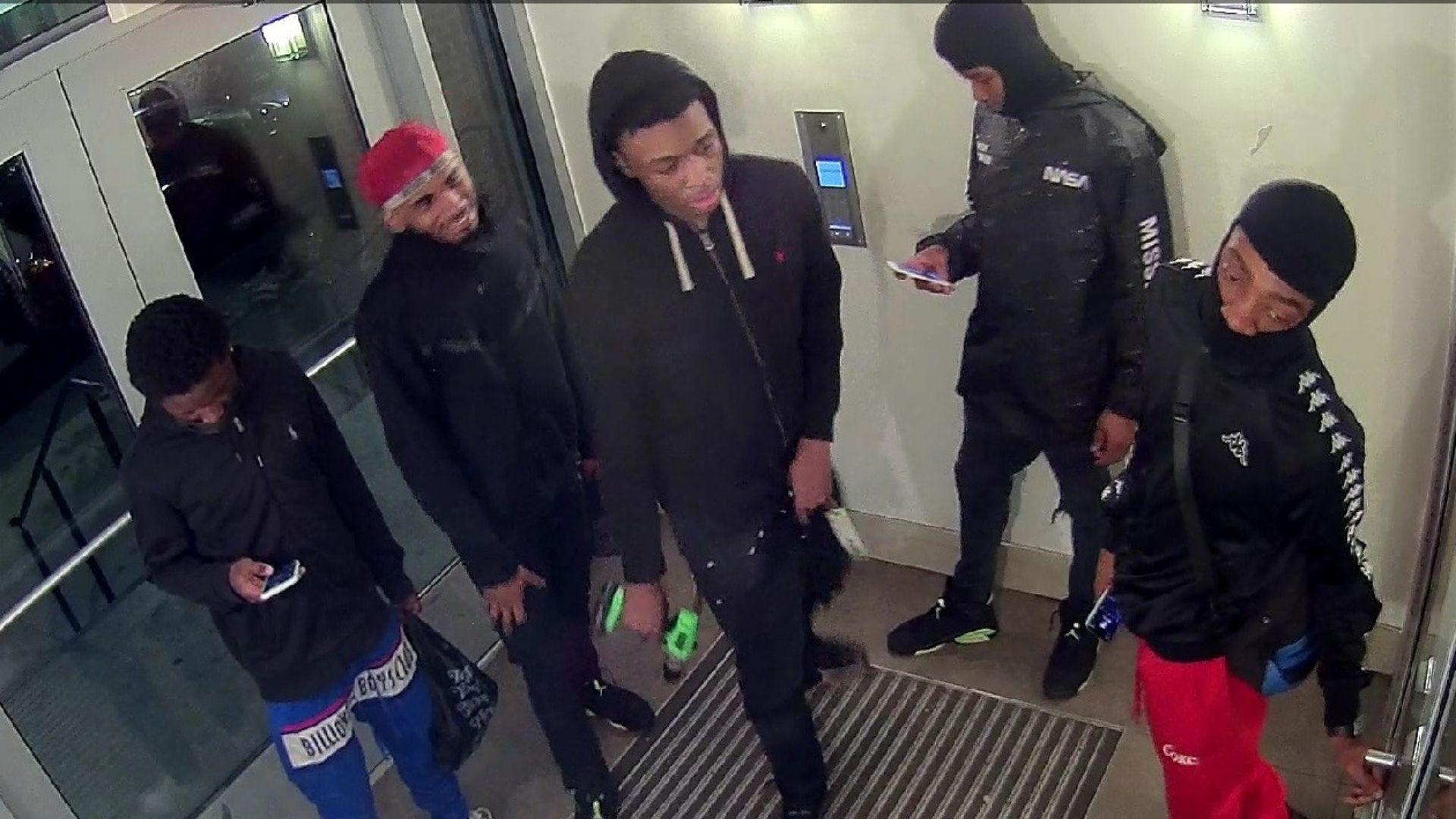 Bronx cabbie robbery